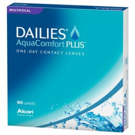 Dailies AquaComfort Plus Multifocal 90 Lentillas