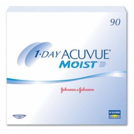 Acuvue Moist 1 Day 90 Lentillas