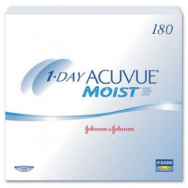 Acuvue Moist 1 Day 180 Lentillas