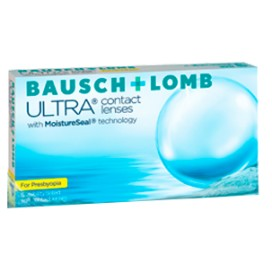 Bausch and Lomb for Presbyopia 6 lentes