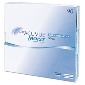 1 Day Acuvue Moist for Astigmatism (90 lentillas)