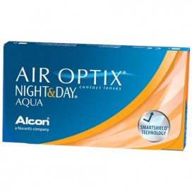 Air Optix Aqua Night & Day (6 Lentillas)