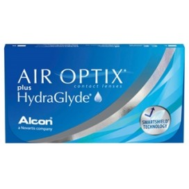 Air Optix Hydraglyde (6 Lentillas)