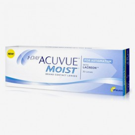 1 Day Acuvue Moist for Astigmatism (30 lentillas)